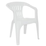 Cadeira Atalaia em Polipropileno Branco – Tramontina