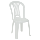 Cadeira Atlântida em Polipropileno Branco – Tramontina