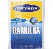 Barrilha Hidro Azul